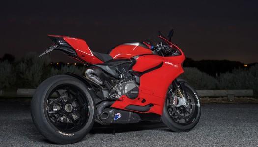 Custom: Ducati 899 Panigale 'Corse Edition'