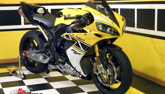 Custom: Kenny Roberts Rep Custom YZF-R1