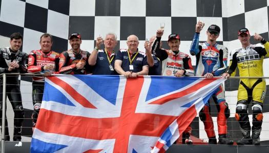 UK retains the International Challenge