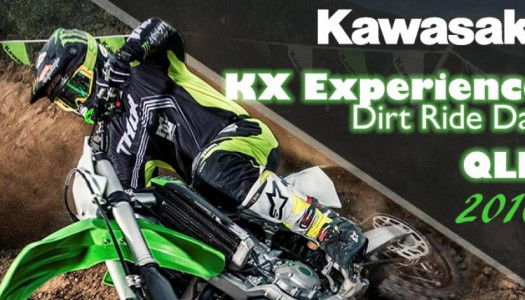 Kawasaki KX Experience Dirt Ride Day – Queensland