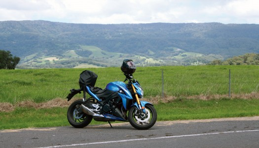 Staff Bike: Suzuki GSX-S1000 On Tour