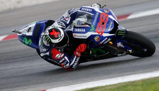 Lorenzo dominates inaugural day of 2016