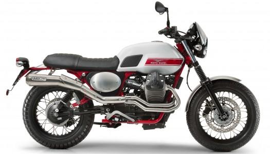 Moto Guzzi V7 II Stornello Limited Edition