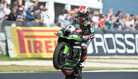 WorldSBK ready for race two with Rea chasing a Phillip Island double