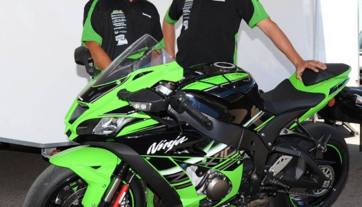 SA Kawasaki BCperformance & Matthew Walters Backed by Kawasaki in 2016