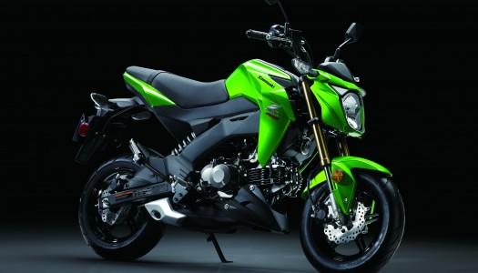 2017 Kawasaki Z125 PRO Coming to Australia