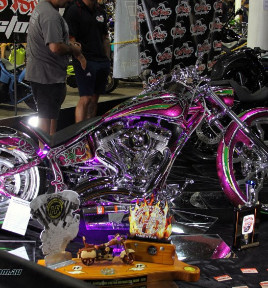 Bike Review 2016 Bankstown Custom Motorcycle Show Bikes (31)