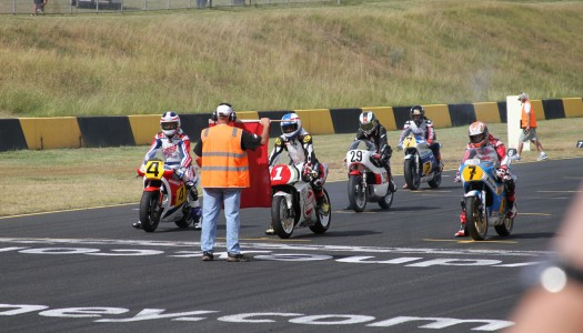 Barry Sheene Festival of Speed Friday Gallery