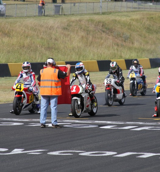 Bike Review Barry Sheene Festival Of Speed Friday Day One Qualifying (1)