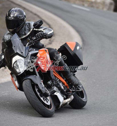 Bike Review KTM GT Feature