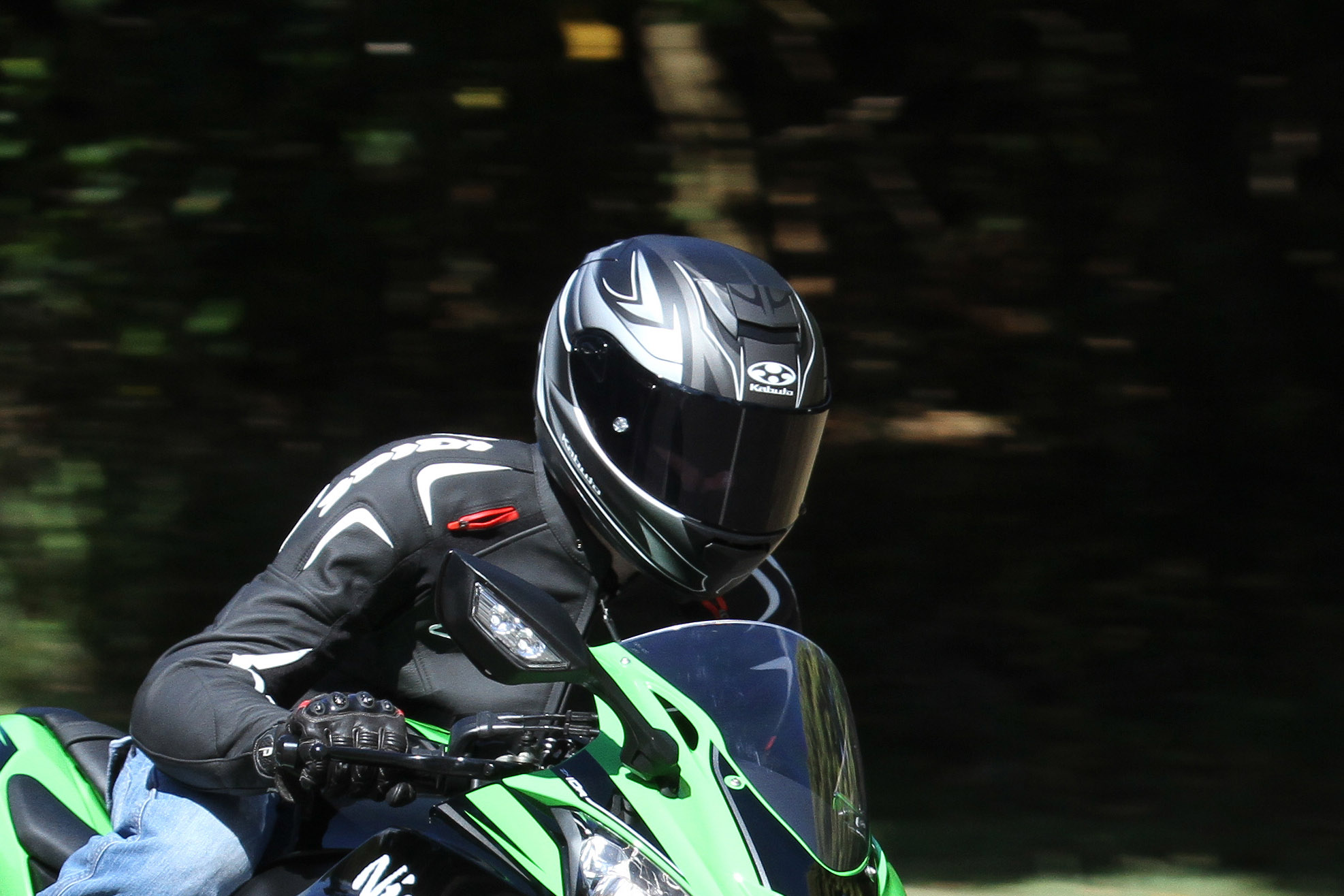 The Kabuto RT-33 was launched in 2014, and has received positive reviews from a number of BikeReview.com.au contributors, on the road, track and drag strip...