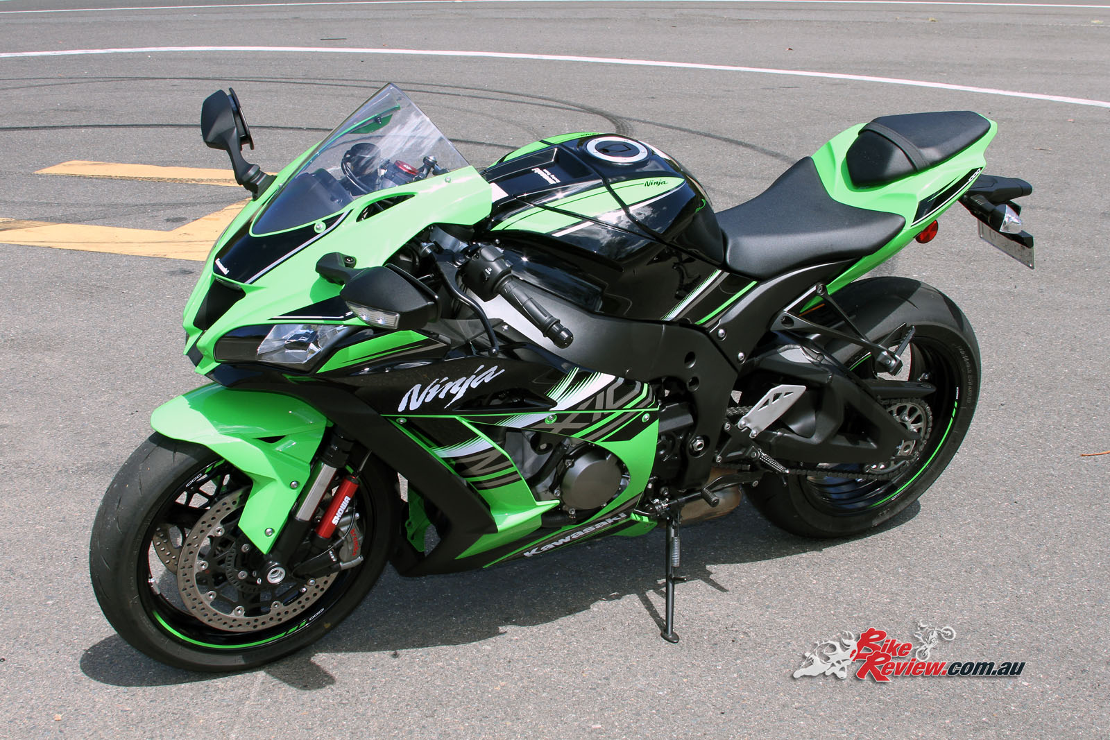 Kawasaki Ninja R Weight