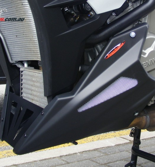 Bike Review Powerbronze Australia BMW_S1000XR_15_Belly_Pan2