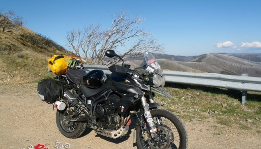 Long Term Review: Triumph Tiger 800XC