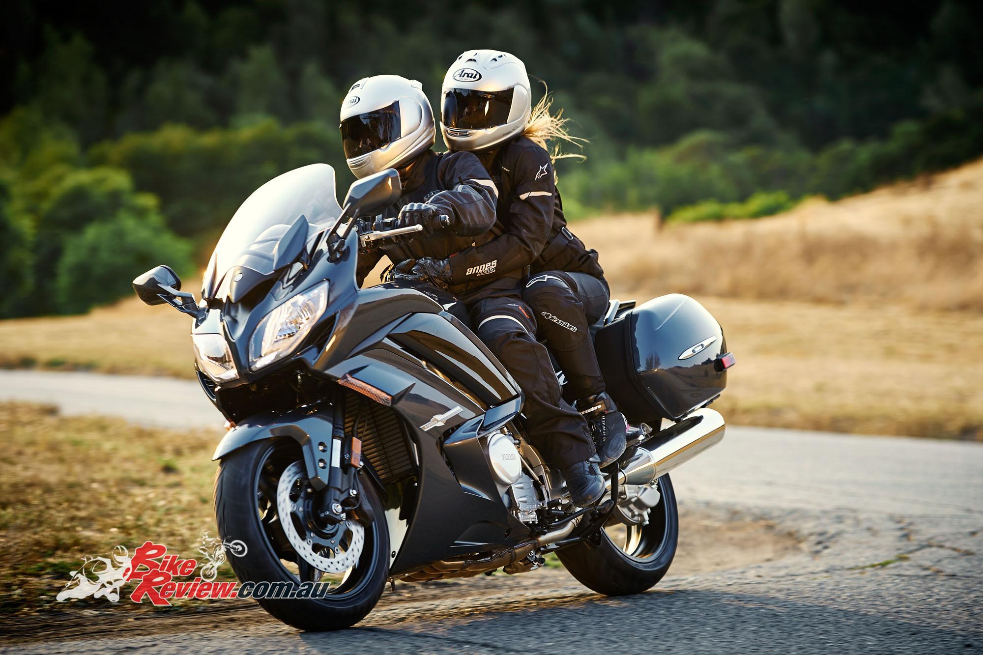 Yamaha Fjres Seat Height