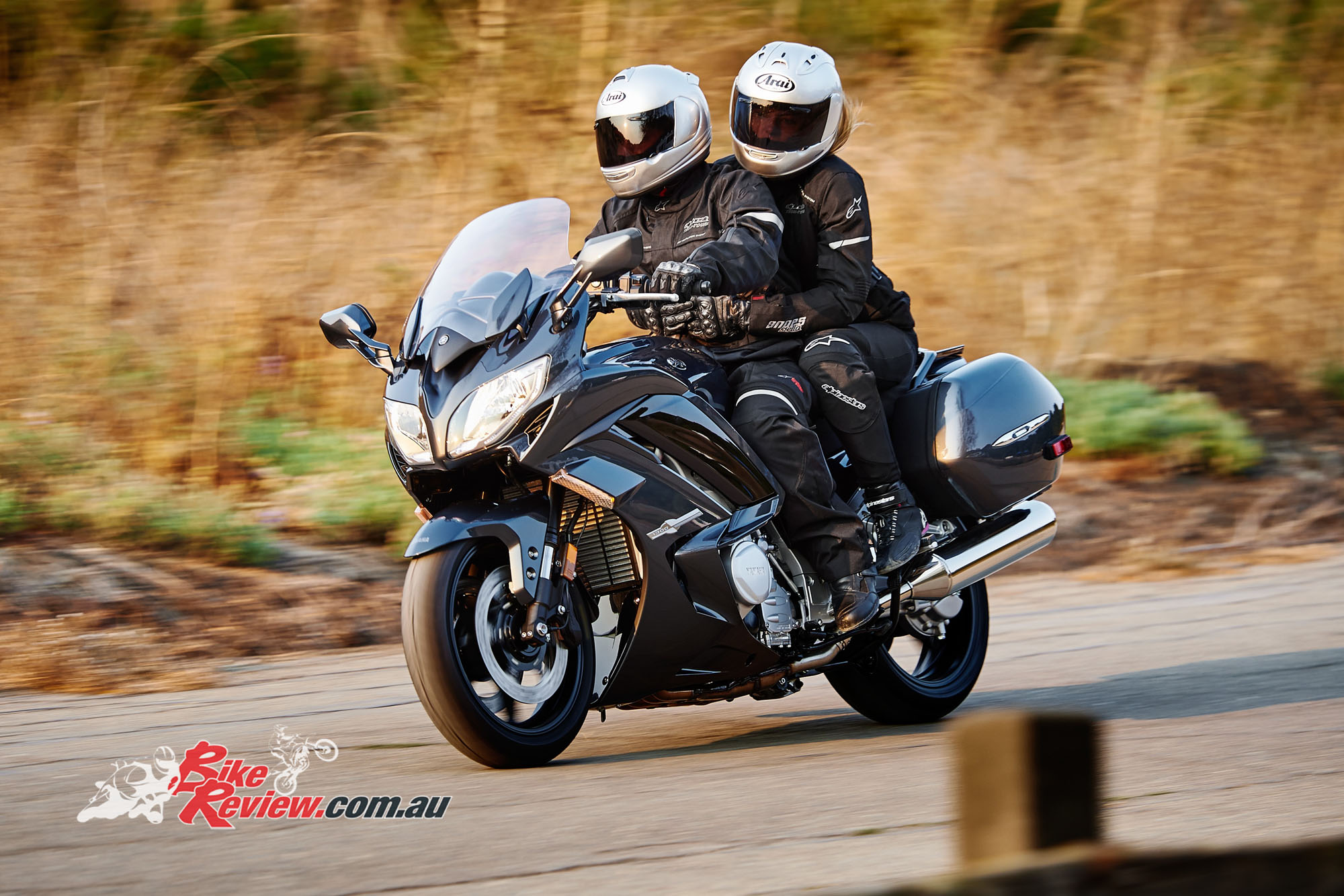 Yamaha Fjr Review