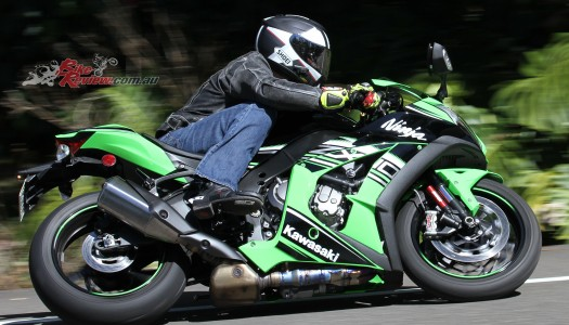 Review: 2016 Kawasaki Ninja ZX-10R Road Test