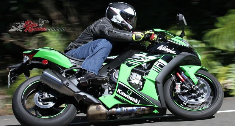 BikeReview Ninja 10R