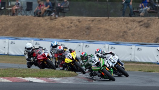 Clarke goes undefeated at Round 2 of the ASBK