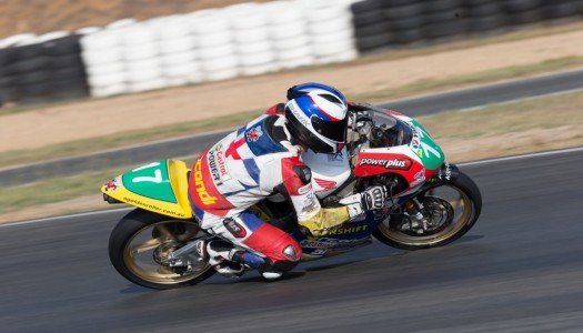 First races for Round 2 of the ASBK run and won at Wakefield Park