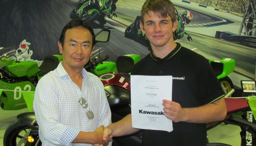 Jack Baker Steps Up to Superbikes with Kawasaki Ninja ZX-10R in 2016 ASC