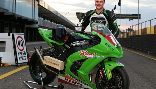 Kawasaki Riders Lead 2016 ASC After First Round