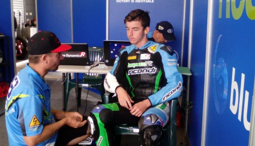 Lachlan Epic has successful WSS Phillip Island Weekend