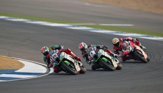 Kawasaki WSBK double at Rnd 2 in Thailand