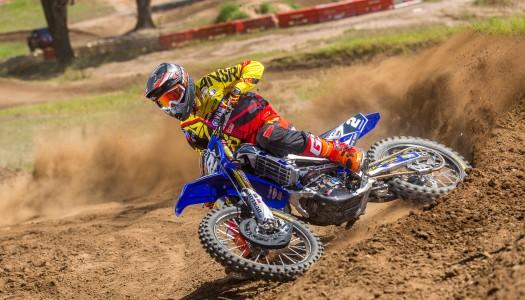 Serco Yamaha Take Aim at the MX Nationals