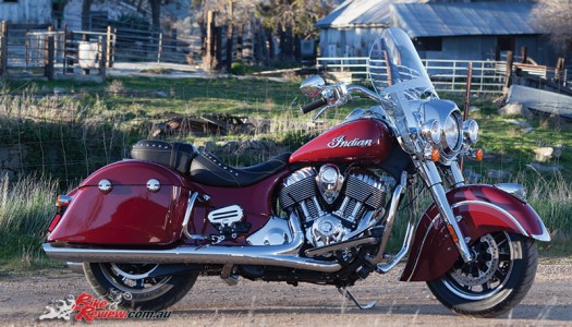 Indian Motorcycles Announce the new Springfield
