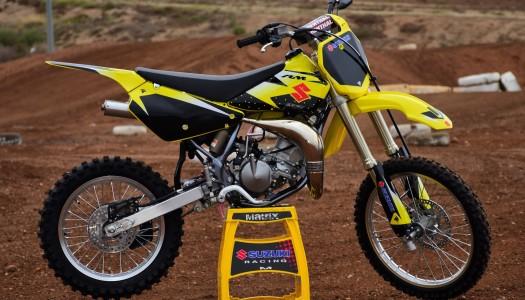 Bonus Race Kit for Suzuki's 85cc Powerhouse