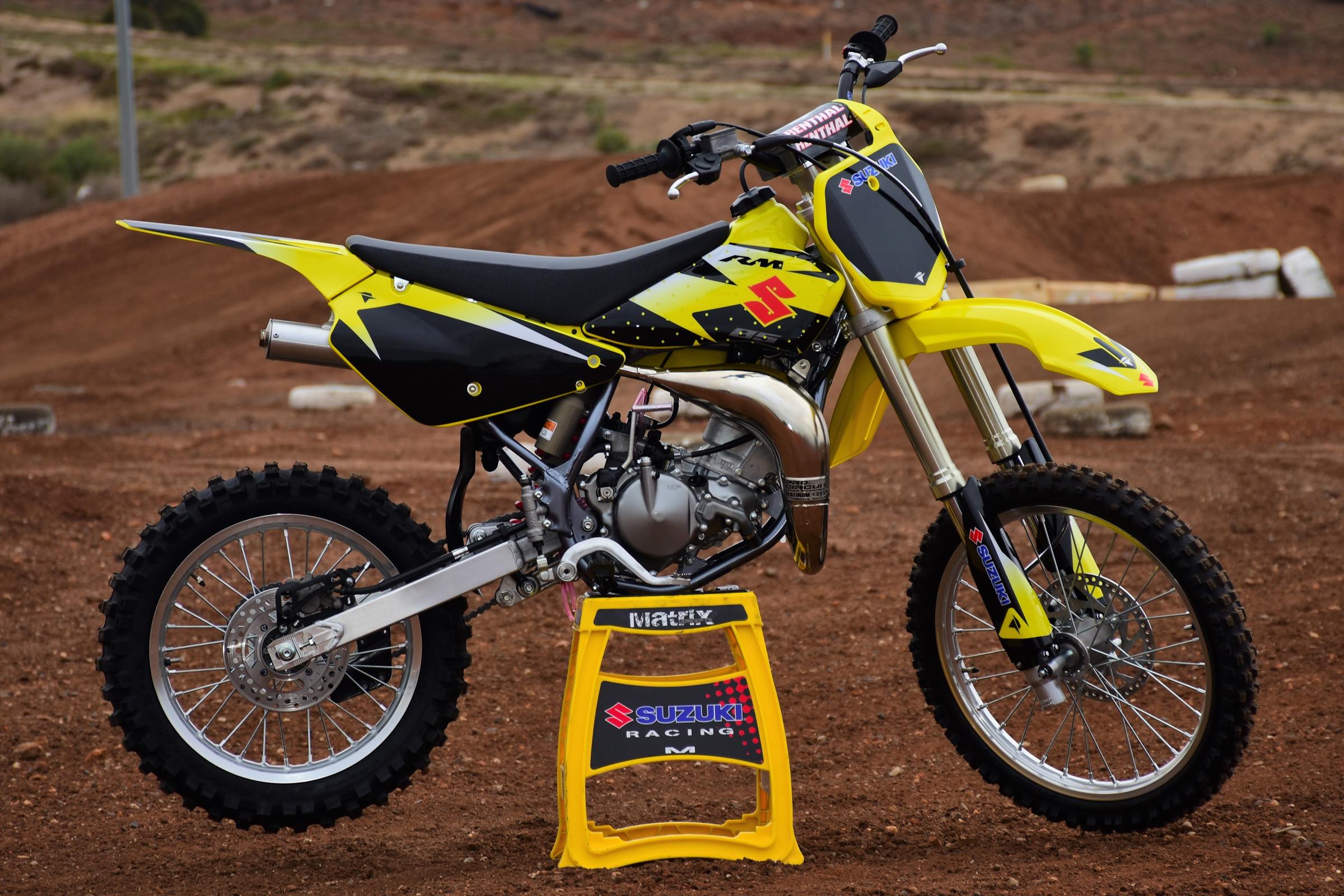 Suzuki Rm  L