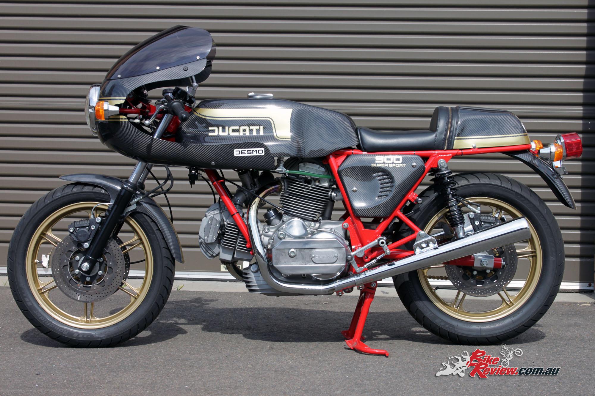 Ducati Ss Replica Fairing
