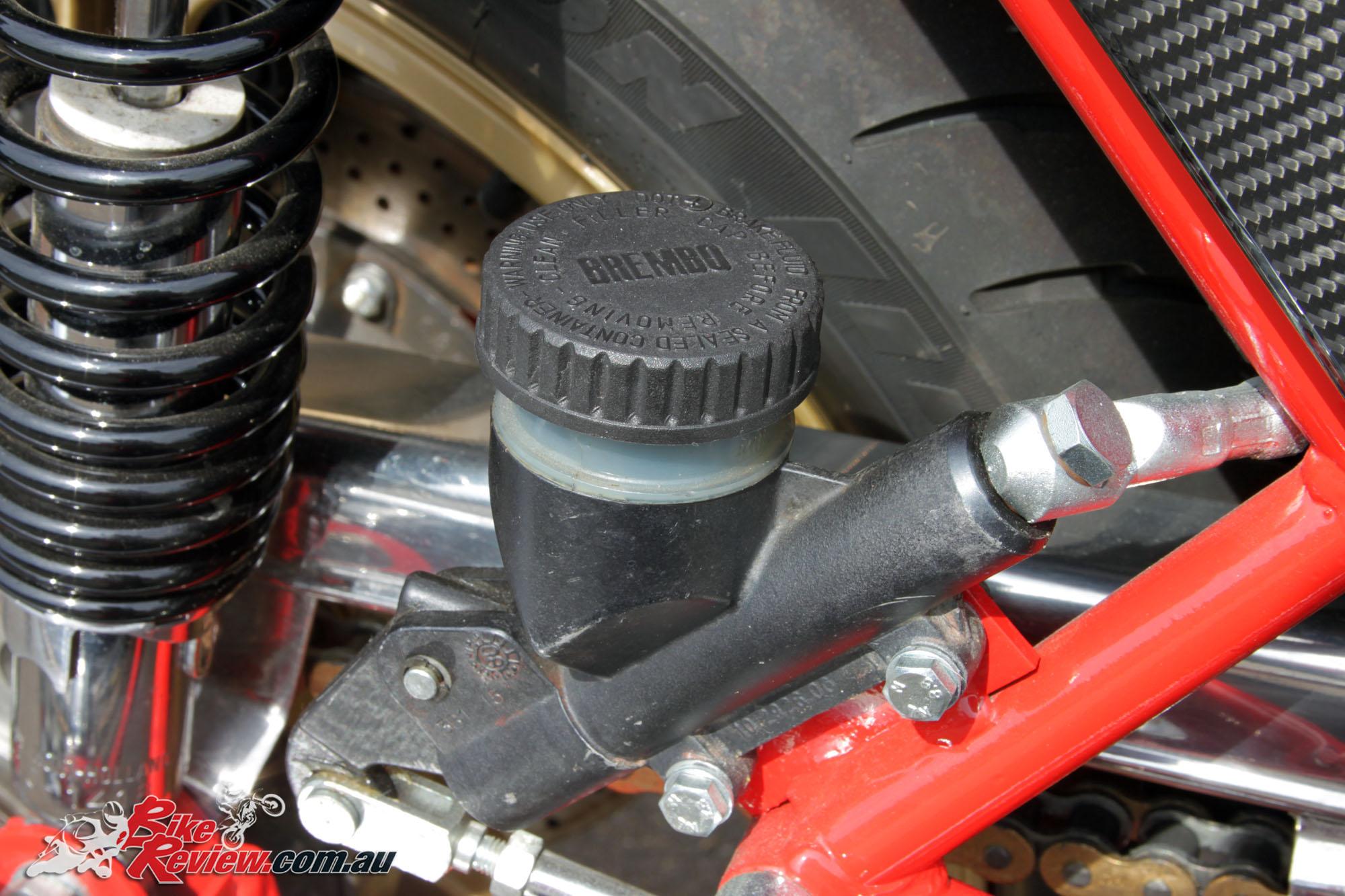 Ducati Mhr Fairing