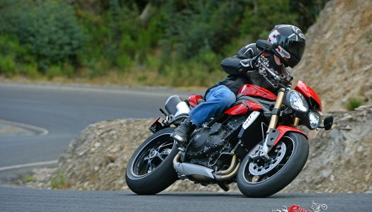 Review: 2016 Triumph Speed Triple Launch