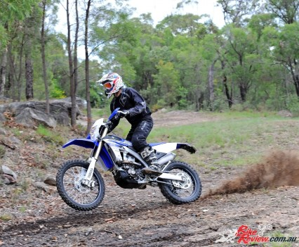 Bike Review 2016 Yamaha WR450F Actions (13)