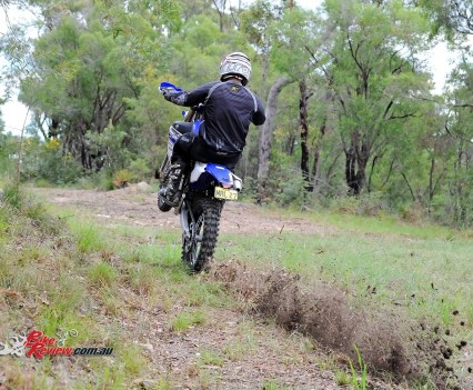 Bike Review 2016 Yamaha WR450F Actions (17)