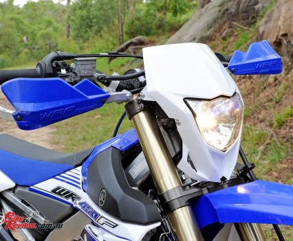 Bike Review 2016 Yamaha WR450F Details (1)