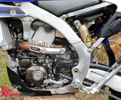 Bike Review 2016 Yamaha WR450F Details (10)