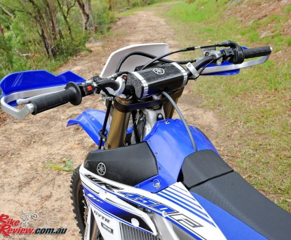 Bike Review 2016 Yamaha WR450F Details (11)