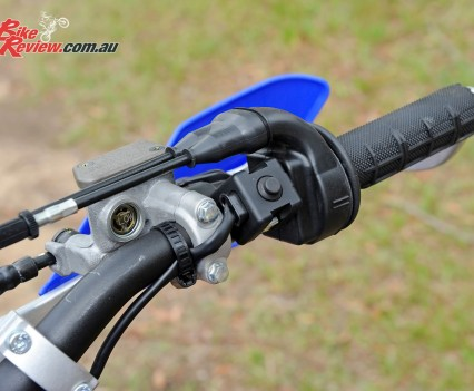 Bike Review 2016 Yamaha WR450F Details (12)