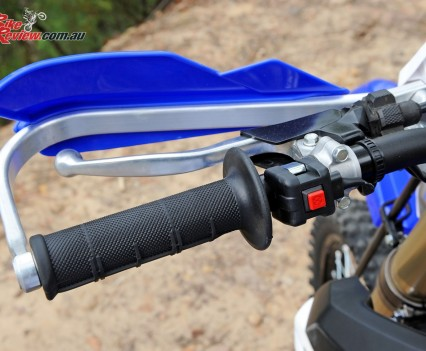 Bike Review 2016 Yamaha WR450F Details (13)