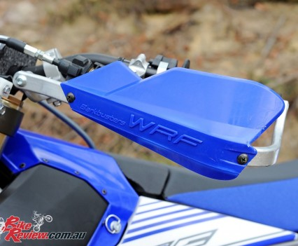 Bike Review 2016 Yamaha WR450F Details (14)