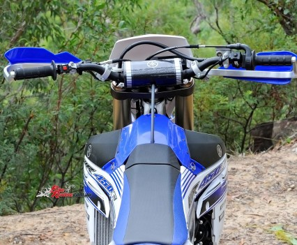 Bike Review 2016 Yamaha WR450F Details (18)