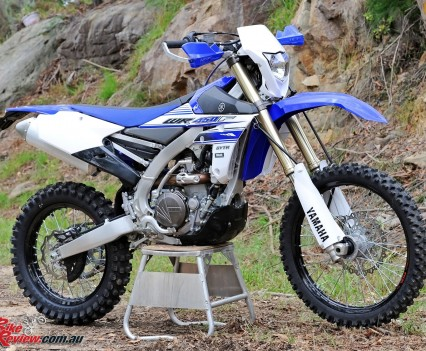 Bike Review 2016 Yamaha WR450F Statics (1)