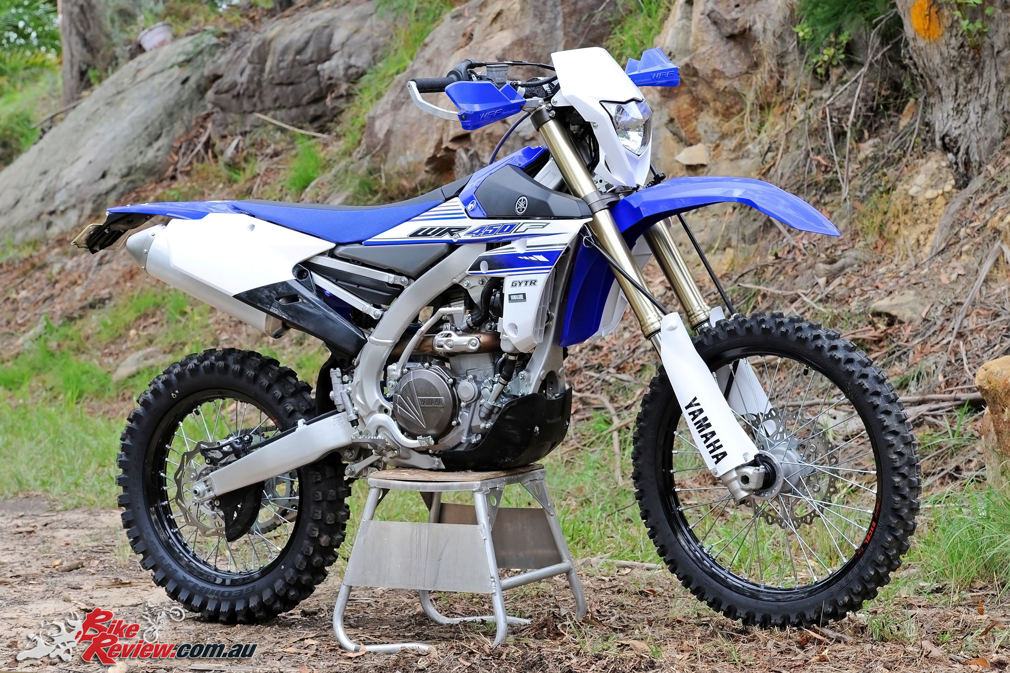 Yamaha Wrf Review