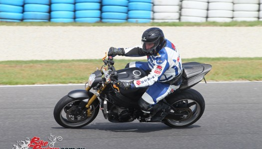 Feature: Phillip Island Ride Day First-Timer