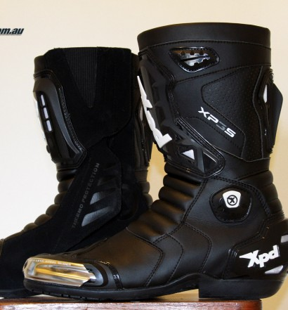 Bike Review XPD XP3-S Boots (9)