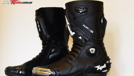 Product Review: XPD XP3-S Boots