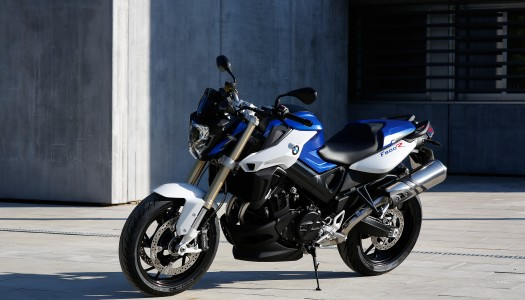 Quick Test: 2016 BMW F 800 R